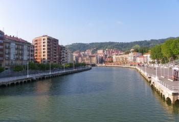 Visita guiada por la ría de Bilbao