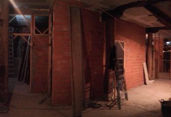 Avance obra vivienda B22 en Lekeitio