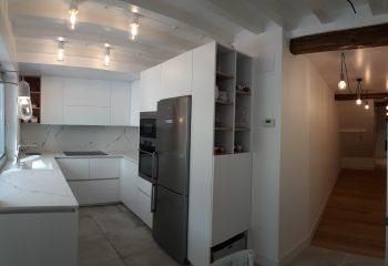 Cierre reforma vivienda D29 en Lekeitio