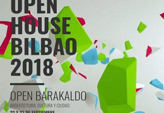 OPEN HOUSE BILBAO 2018 22-23 septiembre