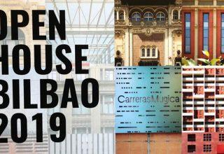 OPEN HOUSE BILBAO 2019 28-29 septiembre